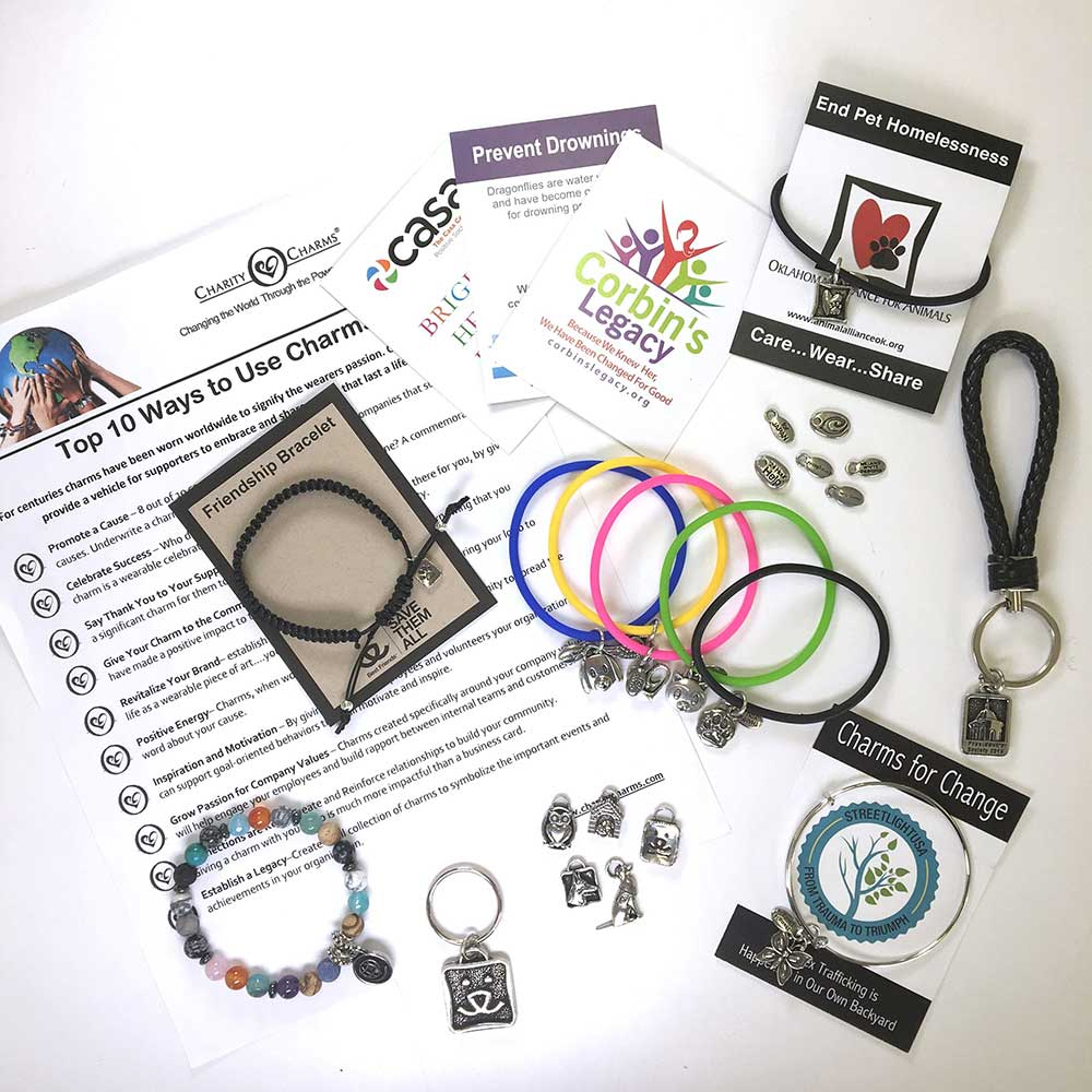 custom jewelry sample kit