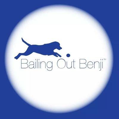 bailing out benji logo