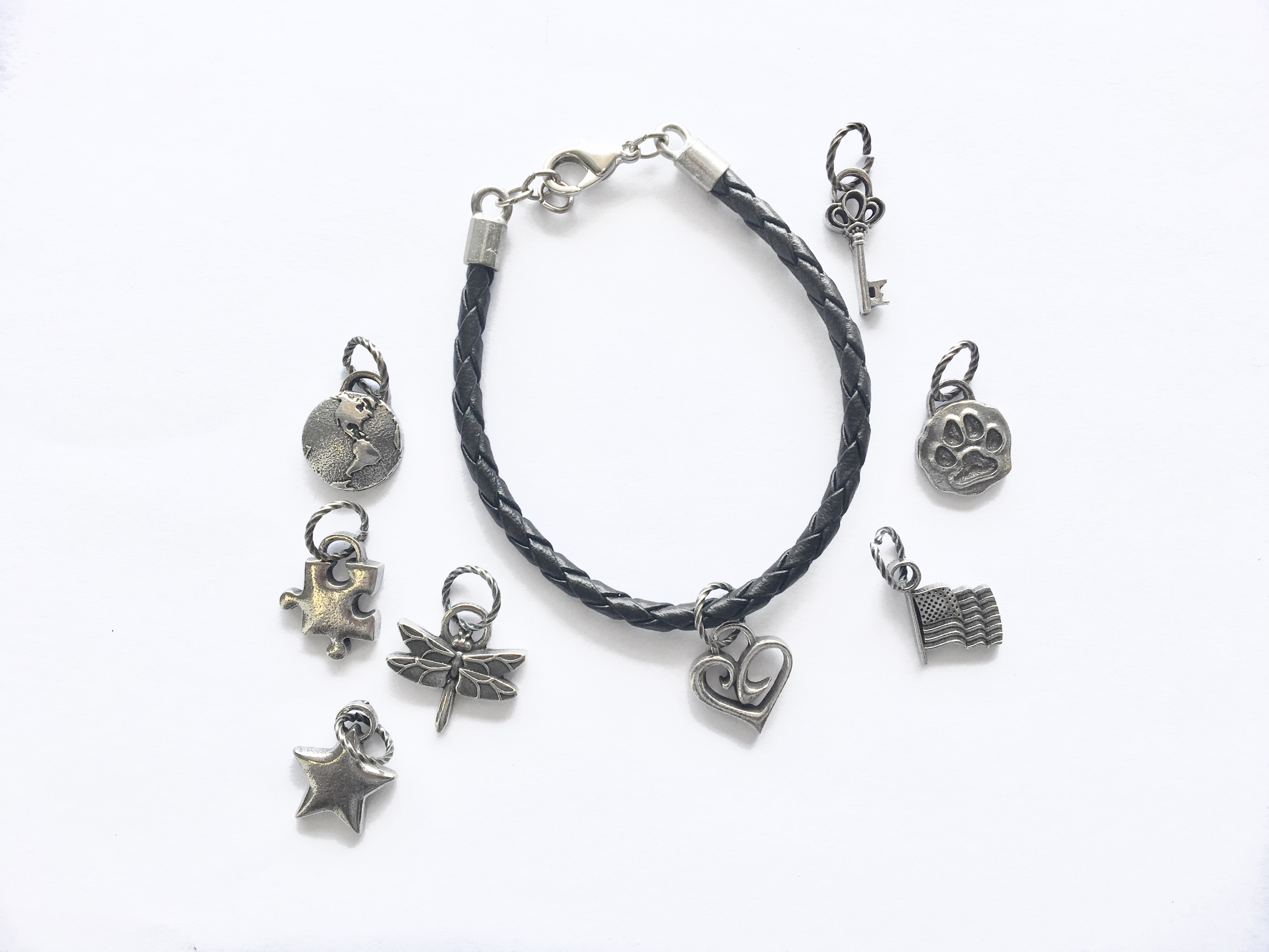 Introducing Our New Add A Charm Bracelets Charity Charms