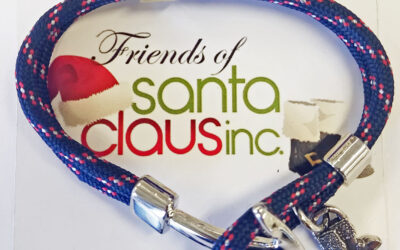 'Sailors for Santa' Bracelets Anchoring a Cheerful Mission
