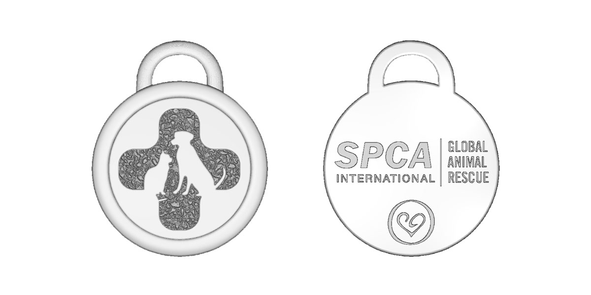 spca animal charity bracelets mini charm