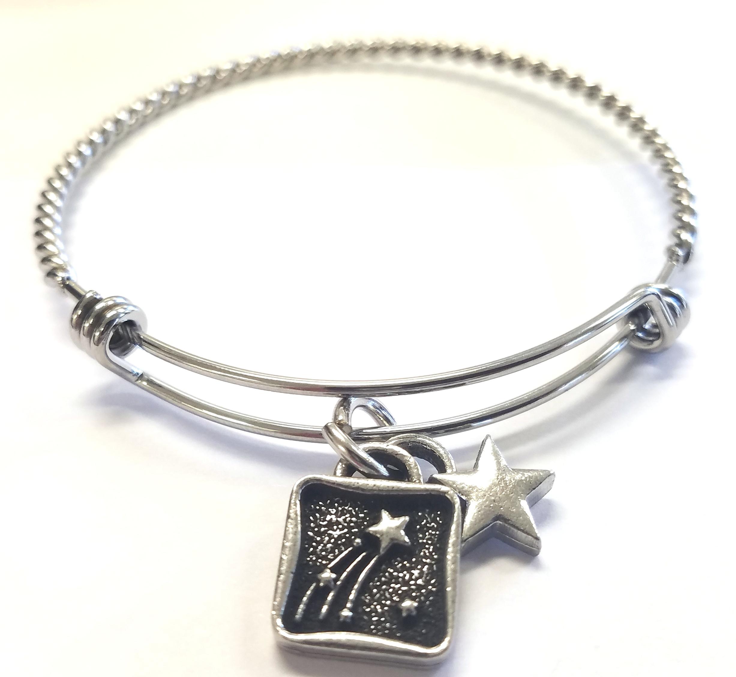 chic custom event bracelets