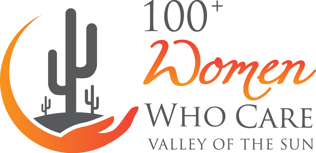 100+ women who care valley of the sun logo