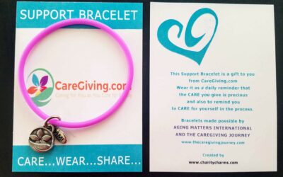 Caregiving + Corporate Sponsor = Hope and Support