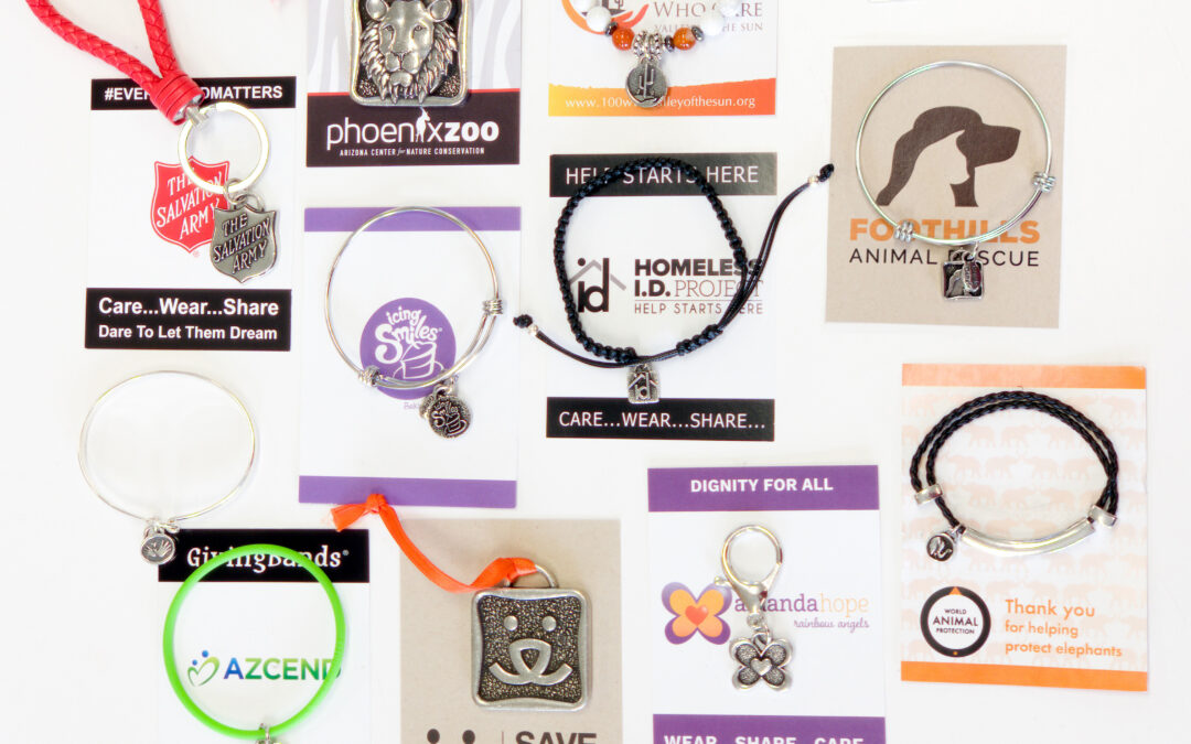 5 Really Good Reasons to Use Charity Charms