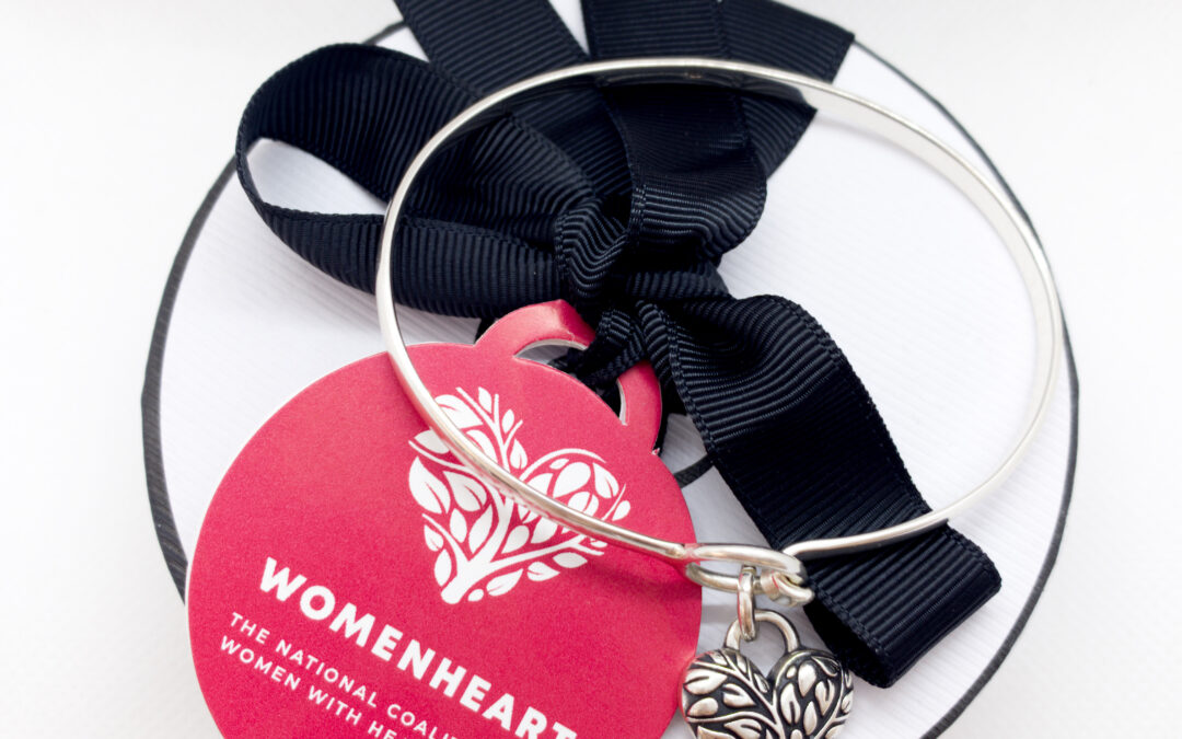 Gorgeous WomenHeart Jewelry & Products for Heart Month