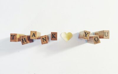 3 Ways to Say Thank You Right Now