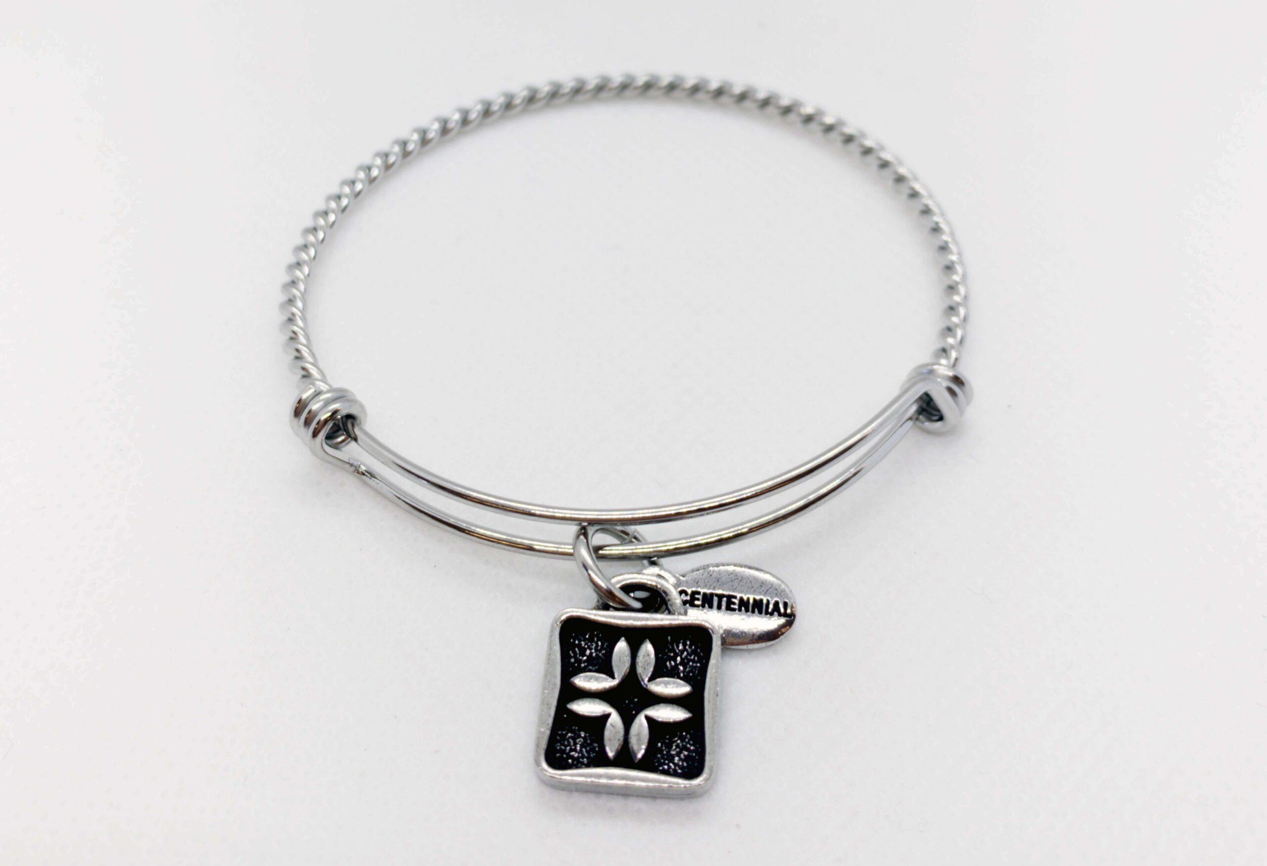 phoenix alumnae panhellenic commemorative bracelets front