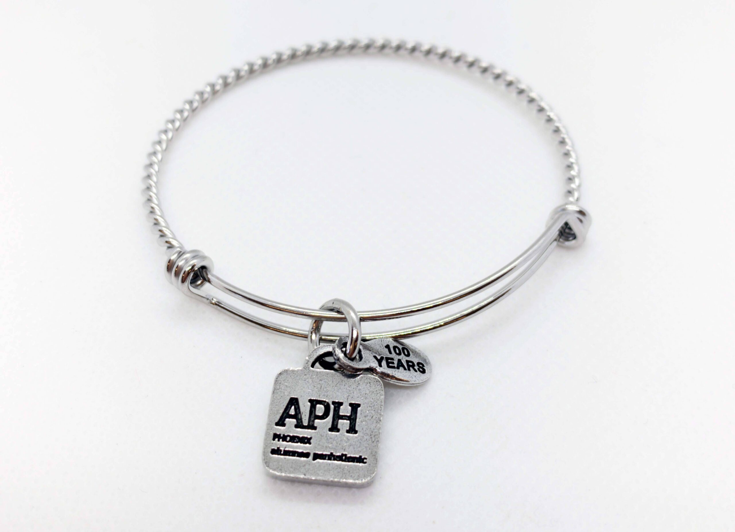 phoenix alumnae panhellenic commemorative bracelets back
