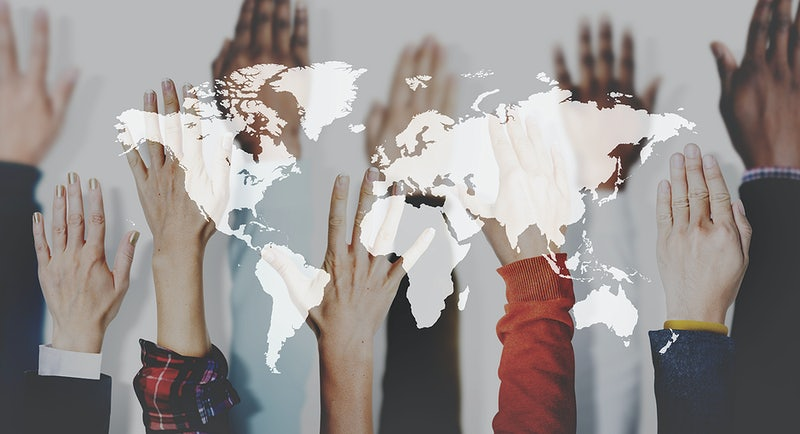 global fundraising trends 2021