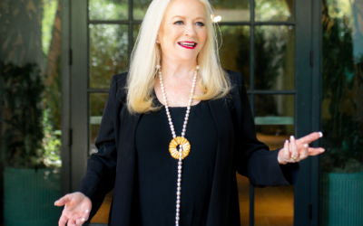 The Richness of Giving: Interview with Sharon Lechter
